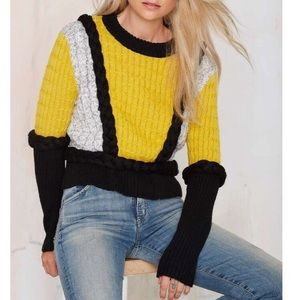 For Love and Lemons Billy Sweater